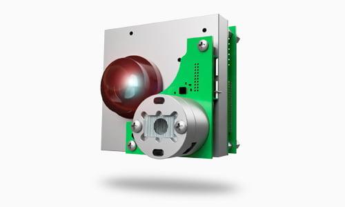 Leddartech M16 Laser Lidar Scanner Mapix technologies