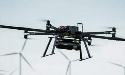 Routescene UAV Lidar survey & mapping