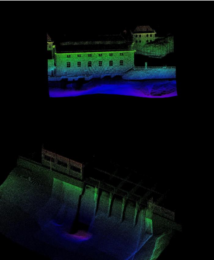 Lessoc Dan LiDAR Scan Mapix technologies case study
