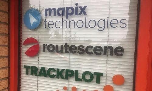 Routescene, Mapix, Trackplot