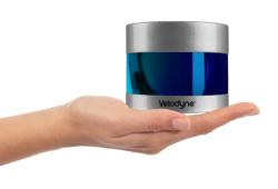 Velodyne Ultra Puck LiDAR sensor from Mapix technologies